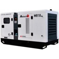 Дизельний генератор Matari MR18
