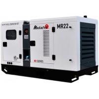 Дизельний генератор Matari MR22