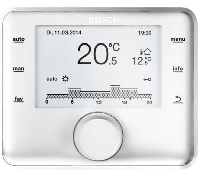 Погодозависимый терморегулятор BOSCH CW400