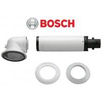 Горизонтальний комплект коаксіальний 60/100 мм BOSCH AZB 916