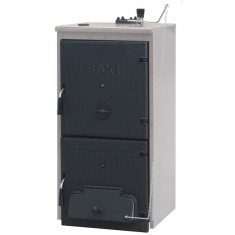 Твердопаливний котел BAXI BPI-Eco 1.550